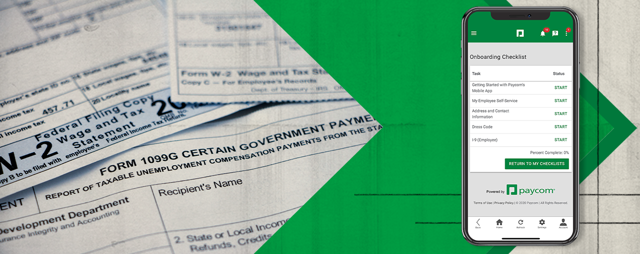 For other document-related needs, Paycom also offers Documents and Checklists.