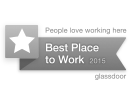 Glassdoor's Best Place to Work Award