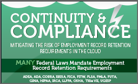 Cloud Compliance Infographic