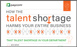 How the Talent Shortage Harms Your Entire Business